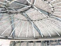蒙古包无机纤维喷涂