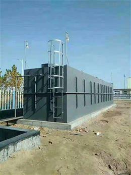 城镇生活污水处理系统排放处理