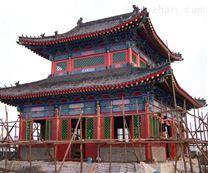 河南郑州仿古钢结构公司 设计 制造 安装
