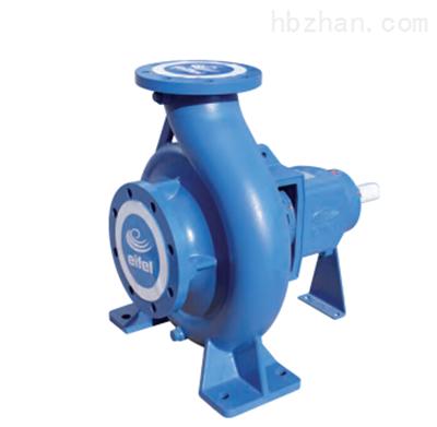 高效立式管道泵