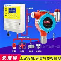工业用环戊烷气体浓度显示报警器