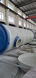 一体化污水提升泵站筒体安装步骤