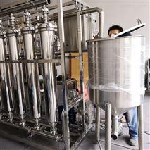 蓝莓果汁澄清中空纤维超滤膜设备-膜除杂