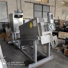 201酸洗废水污泥处理设备 叠螺挤压脱水机