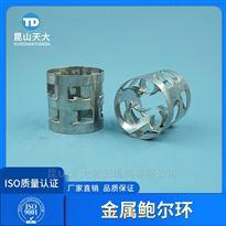 分离装置散堆填料2205双相不锈钢鲍尔环