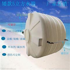 PT-5000L塑料原水箱5吨原水罐