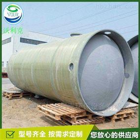 四川地埋式一体化预制雨水提升泵站成套设备