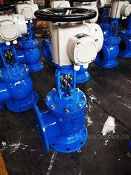 山西J941X电动排泥阀