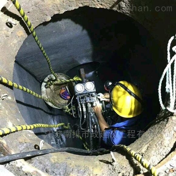 陕西城市管道改造非开挖CIPP紫外光固化修复