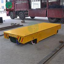 超低台面渣包电动平板车用法示意图