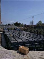 装配式BDF地埋箱泵一体化抗浮力地埋水箱