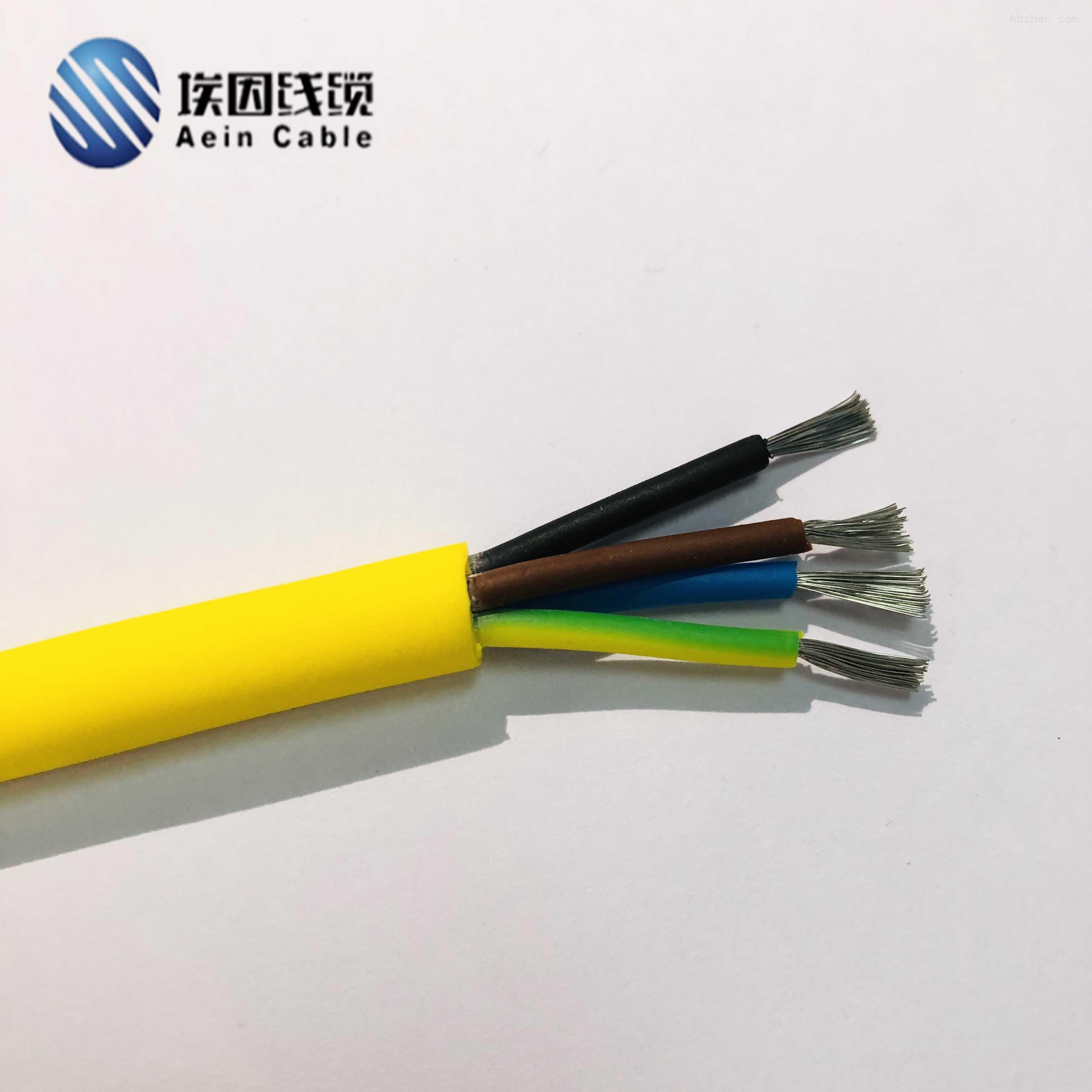 伺服电机电缆 2YSLCY-JB双层屏蔽欧标电缆