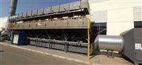 达州高浓度有机废气处理 催化燃烧装置