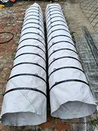 耐磨除尘伸缩式输送布袋