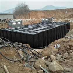 288立方地埋式消防水箱设计要求