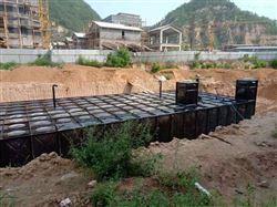 地埋式箱泵一体化施工前准备事项