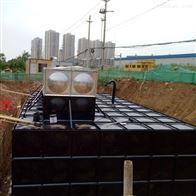 消防箱泵一体化有效容积216m3
