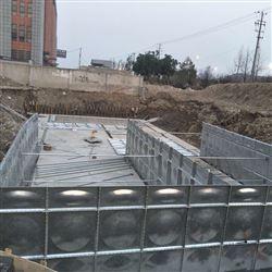 装配式箱泵一体化恒压给水泵站