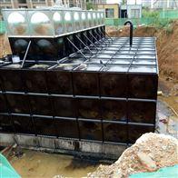 一体化污水提升泵站内部结构说明