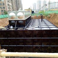 箱泵一体化消防供水设备控制系统