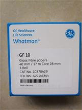 WHATMAN PM2.5用GF10玻璃纤维纸带10370429