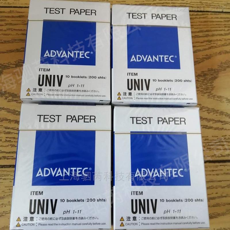 ADVANTEC 1-11 PH酸碱试纸