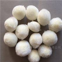 厂家生产纺织厂石化专用改性纤维球滤料