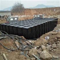 地埋式箱泵一体化水箱与混凝土水池的区别
