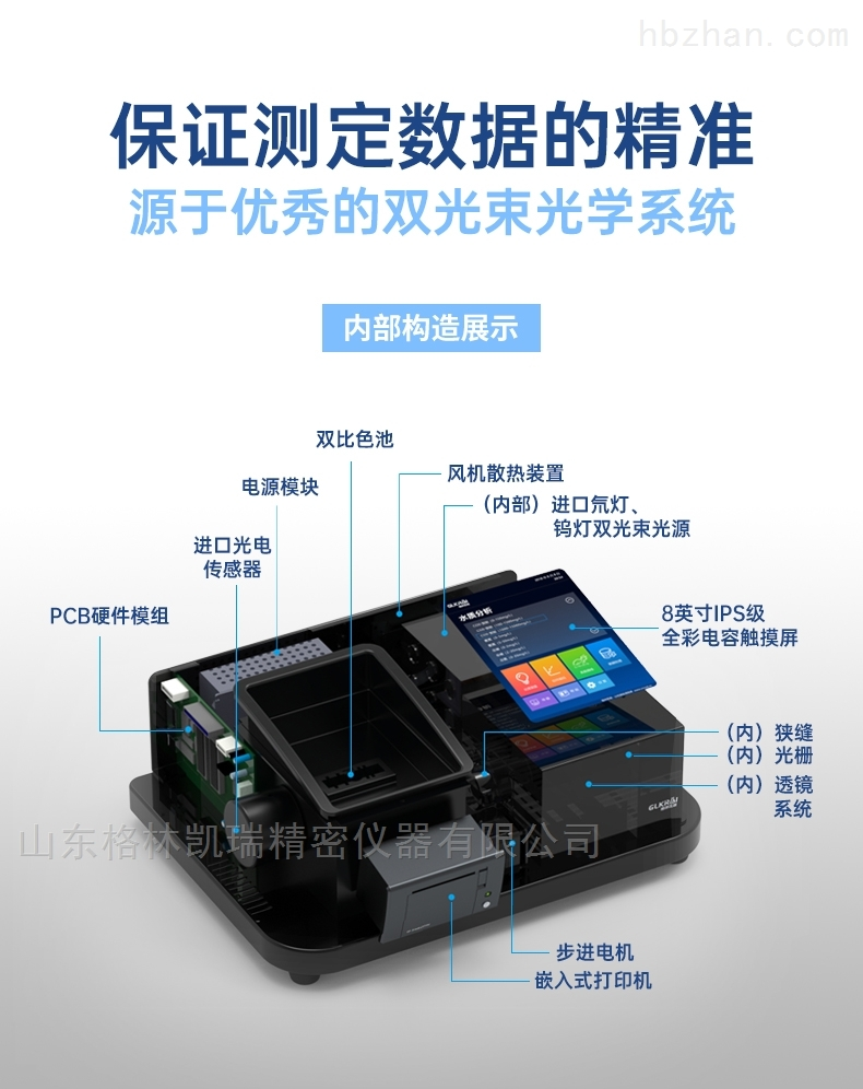 水质cod测定仪生产厂家,水质检测仪价格,全国顺丰包邮