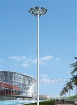 体育蓝球场广场高杆泛光灯