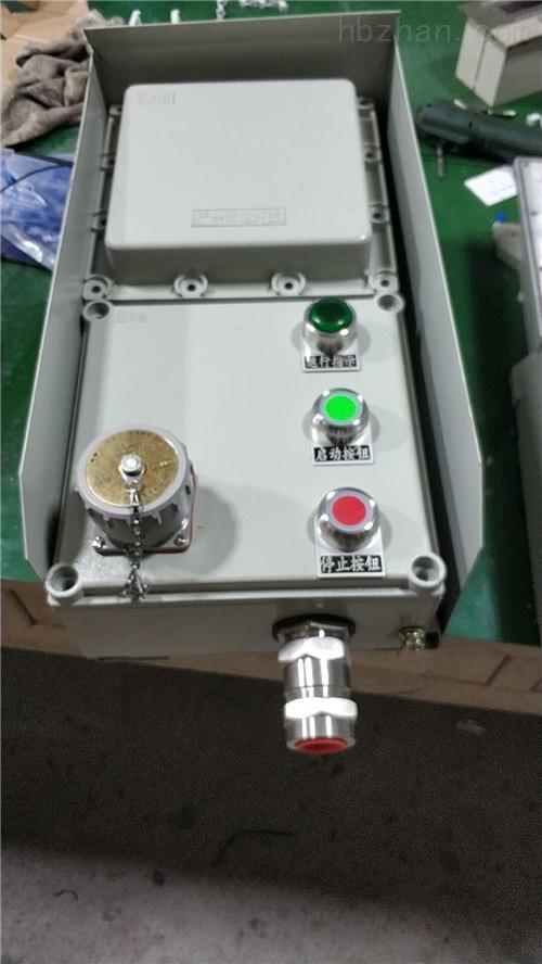 铸铝防爆数显仪表箱