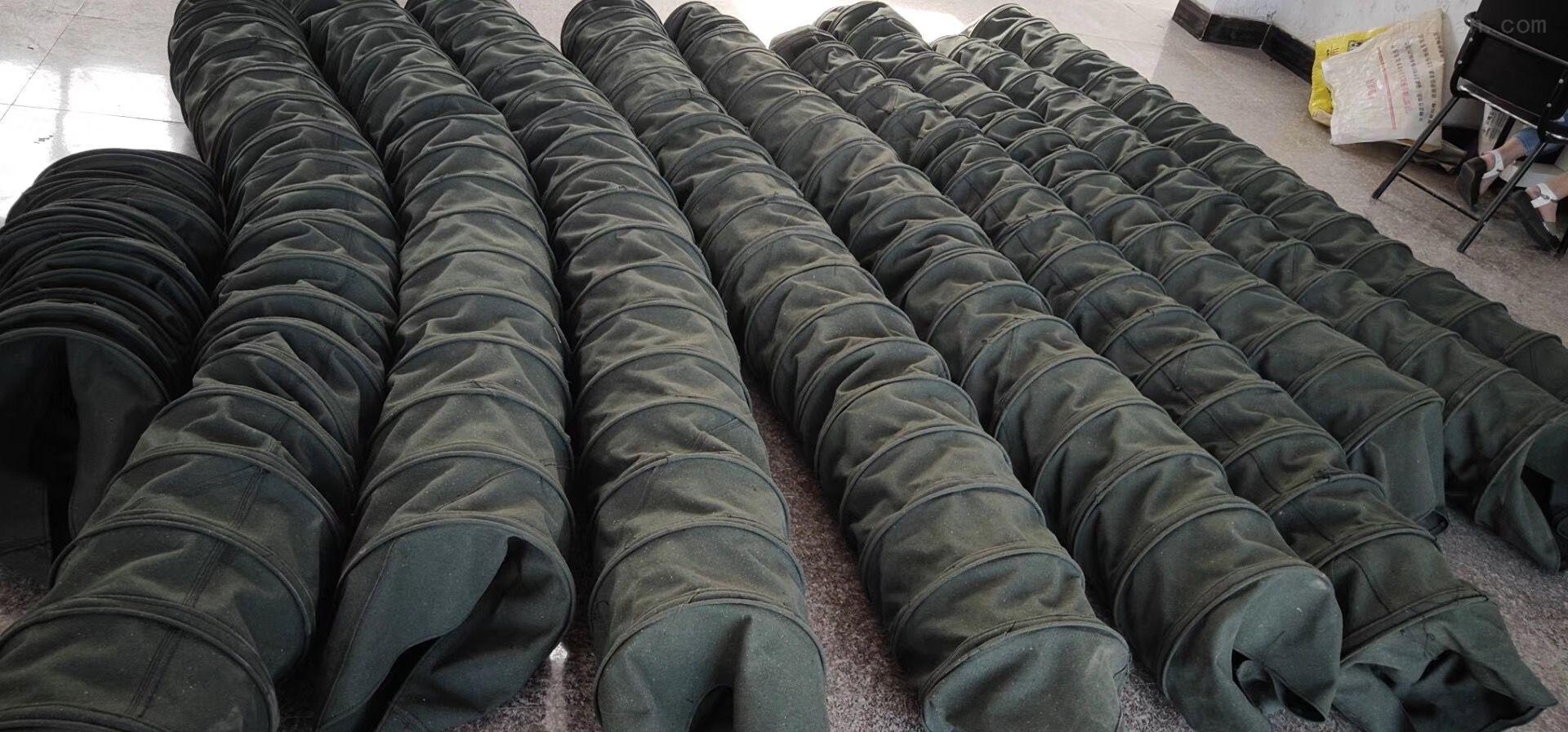 耐高温伸缩散装机除尘布袋