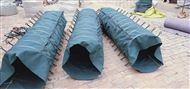 帆布输送耐酸碱通风水泥布袋