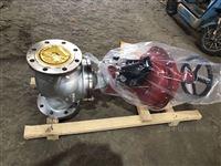 ZJHM气动套筒笼式氧气调节阀