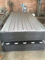 沧州集装箱配件厂家直供瓦楞板 顶板