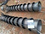 散裝機鋼制伸縮套耐磨長久
