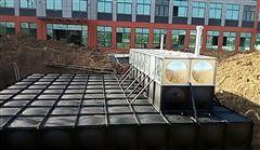消防成品水池一体化生产