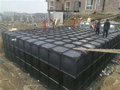 地埋一体化泵站水池