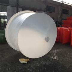 大型锥形桶 养虾圆形锥底桶