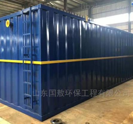 黑龙江大兴安岭漠河塑料颗粒清洗废水处理设备价格