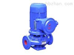 ISWB系列单级单吸防爆管道油泵