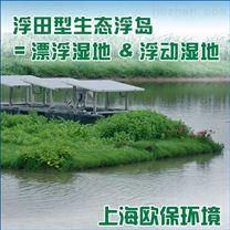 浮田型生态浮岛(漂浮湿地)