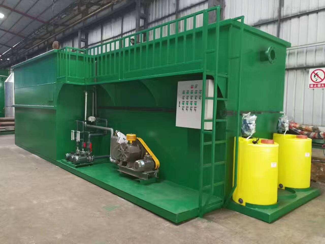 阿勒泰地区食品污水处理装置