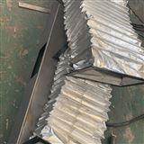 純棉高密度滌綸帆布耐磨通風軟接頭