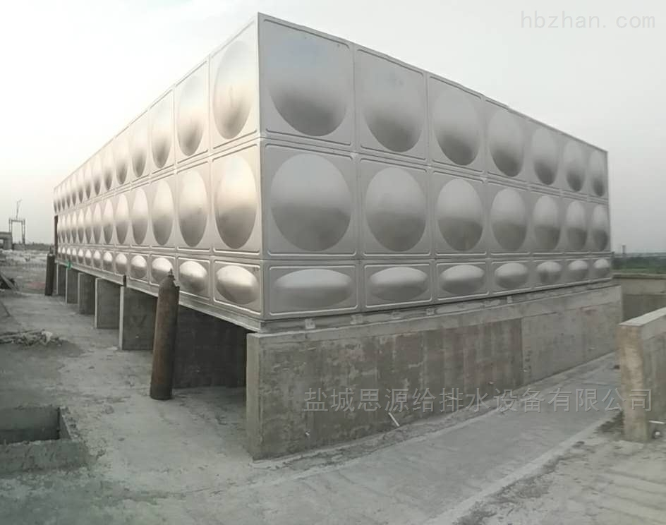 箱泵一体化不锈钢水箱的维护和保养