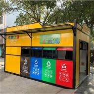 多麦桐庐环保垃圾房定做厂家  分类拉垃圾亭