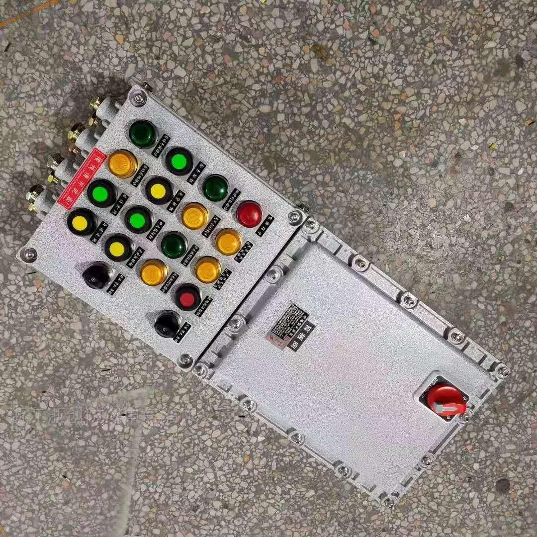 BXK51-A4D4B2K2WF1防爆控制箱