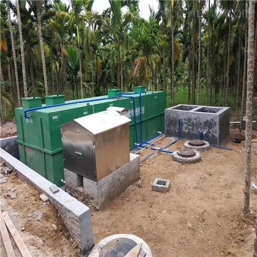 江山市屠宰厂废水处理系统