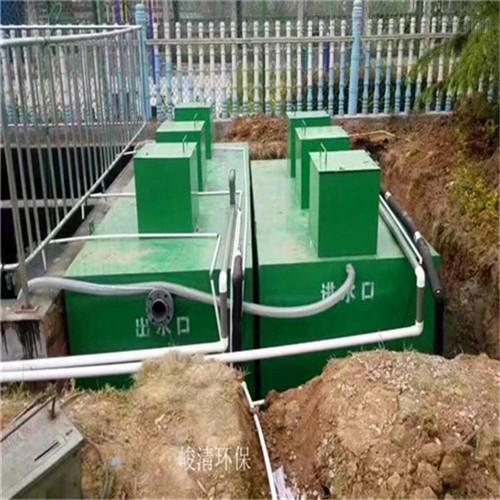 浙江一體化污水處理設備規格型號