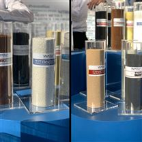 一种纯吸附去除水中砷磷重金属的滤料工艺